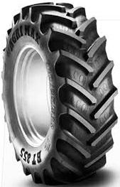 Agrimax RT855 Radial Tractor R-1W Tires